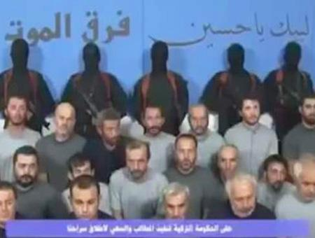 Irak trabajadores turcos secuestrados