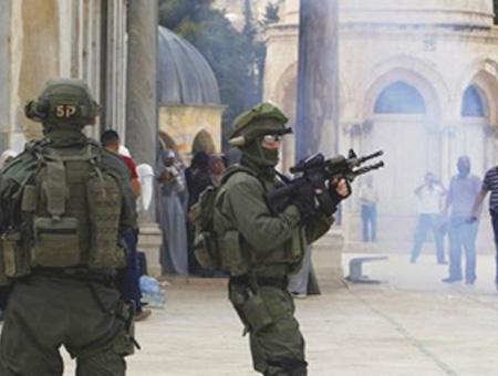 Israel soldados jerusalen
