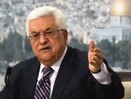 Palestina mahmud abbas