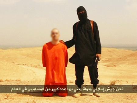Siria estado islamico rehen