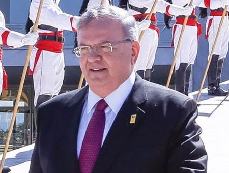 Grecia amiridis embajador desaparecido brasil