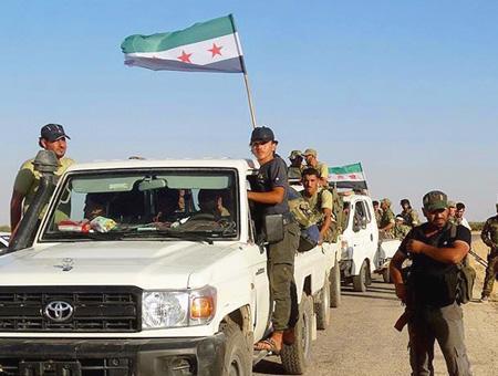 Siria ejercito libre sirio(1)
