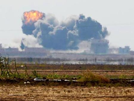Siria explosion
