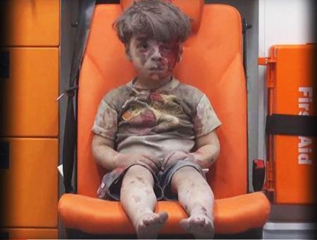 Siria omran bombardeo alepo