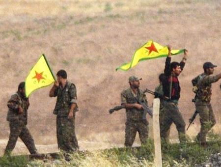 Siria ypg pyd