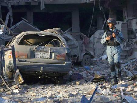 Afganistan atentado