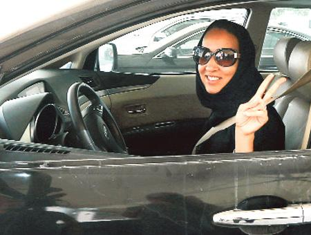 Arabia saudi mujeres conducir