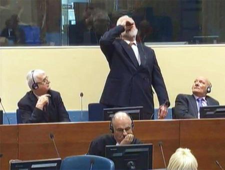Bosnia juicio slobodan praljak