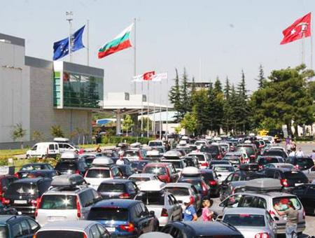 Bulgaria frontera turquia