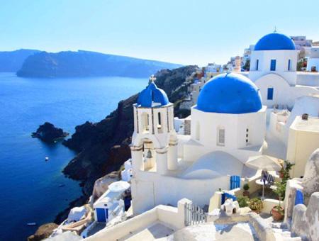 Grecia islas griegas santorini