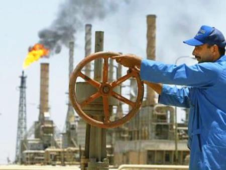 Irak exportacion petroleo refineria