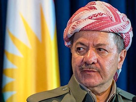 Irak krg masud barzani