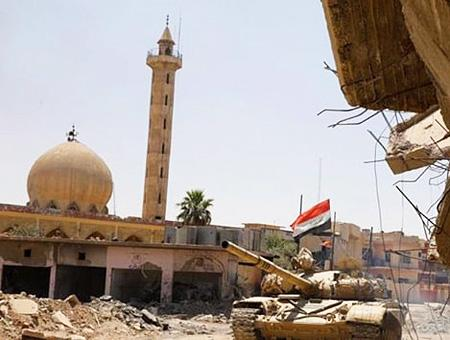 Irak mosul destruccion daesh