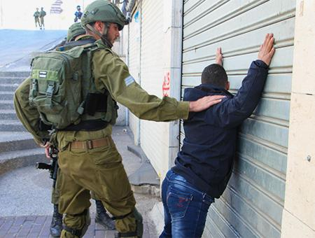 Israel hebron detencion sindrome down