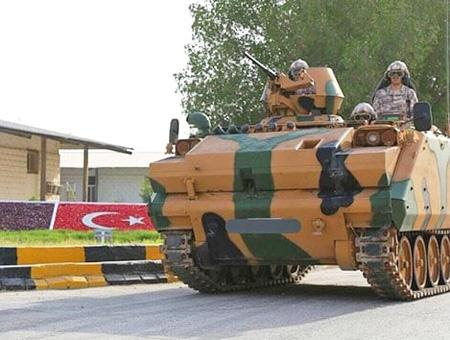 Qatar base militar turca