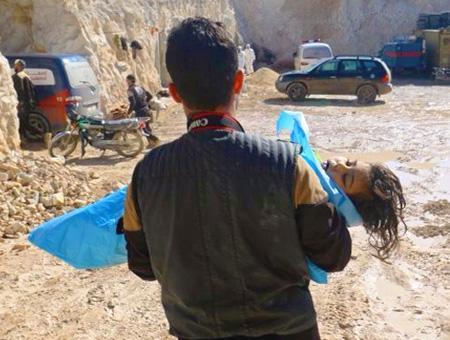Siria ataque quimico idlib(1)