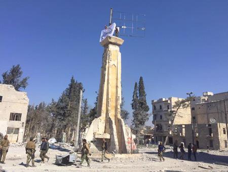 Siria els captura albab