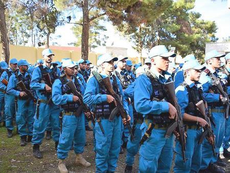 Siria yarabulus policia
