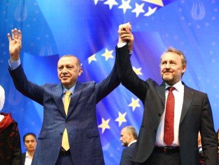 Bosnia erdogan izetbegovic sarajevo