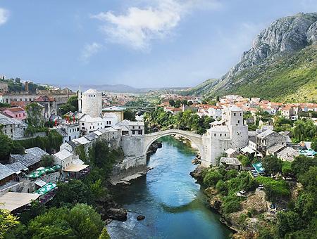 Mostar y el Puente Viejo