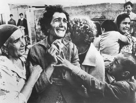 Chipre viuda turca limpieza etnica