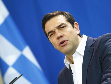 Grecia alexis tsipras