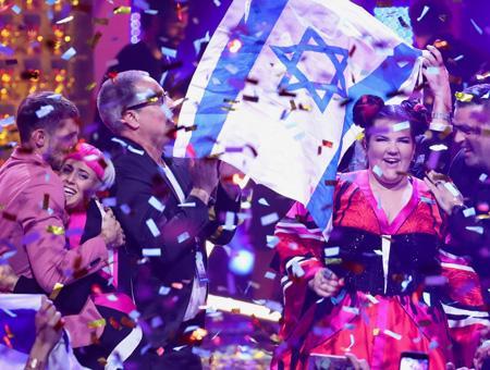 Israel ganador concurso eurovision