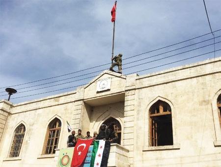 El ejército turco se hace con el control completo de la ciudad siria de Afrin