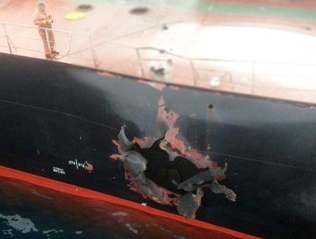 Yemen ataque barco turco