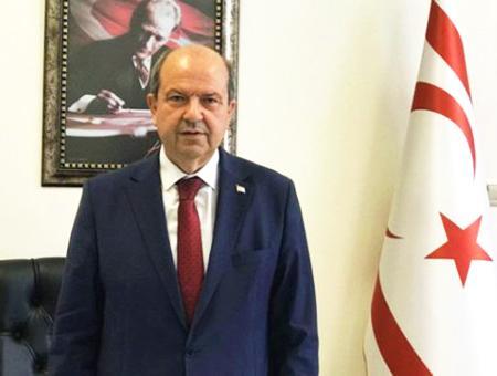 Chipre turcochipriota ersin tatar