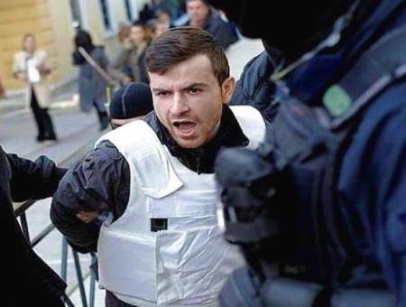 Grecia atenas detenidos dhkpc