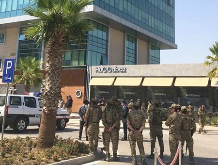 Irak erbil ataque diplomaticos turcos