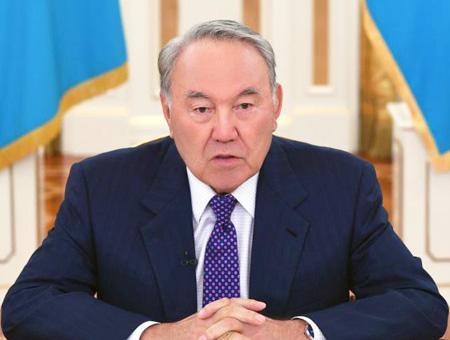 Kazajistan nursultan nazarbayev