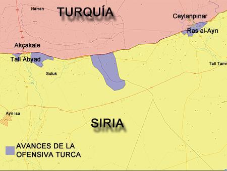 Turquia siria operacion fuente paz