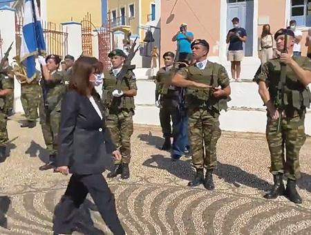 Grecia soldados kastelorizo