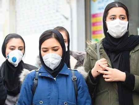 Iran mujeres mascarillas coronavirus(1)