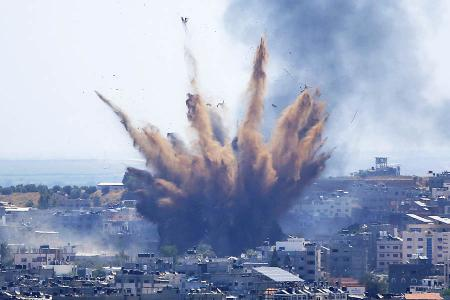 Palestina bombardeos israel gaza