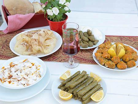 Gastronomia turca bozcaada