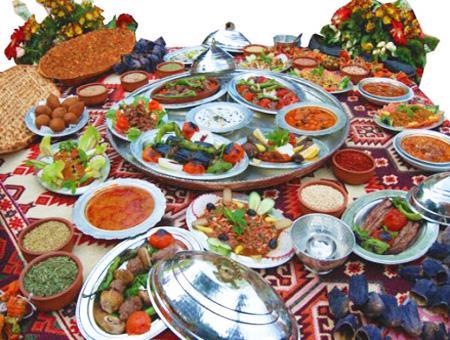 Gastronomia cocina gaziantep