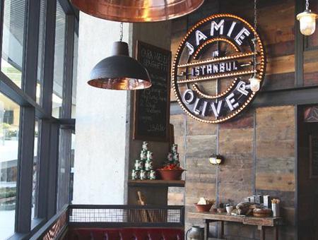 Jamies italian chef oliver