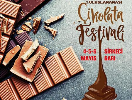 Estambul festival chocolate