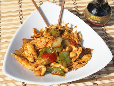Gastronomia comida china