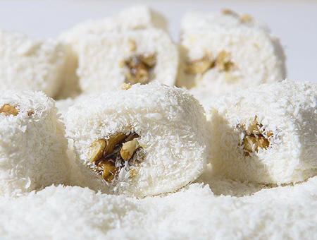 Afyonkarahisar gastronomia delicia turca lokum