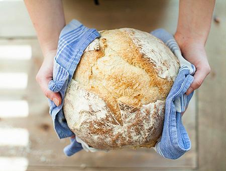 Pan fabricacion harina levadura