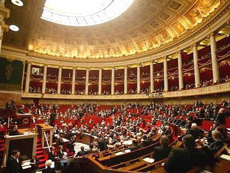 Francia asamblea nacional