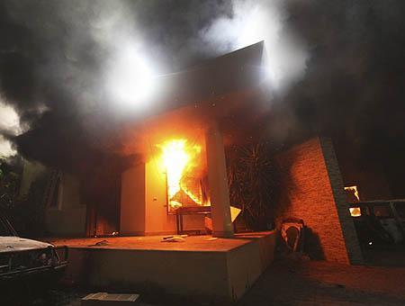 Ataque consulado bengasi