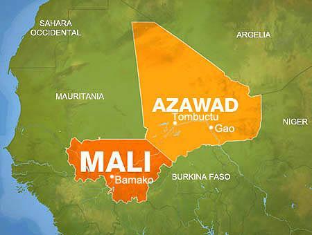 Azawad mali