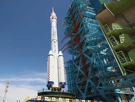 Programa espacial chino
