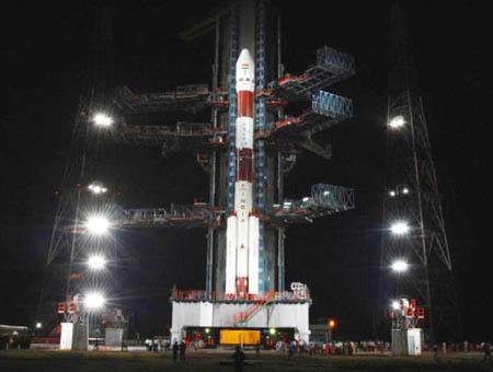 Programa espacial india