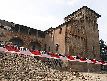 Terremoto modena italia